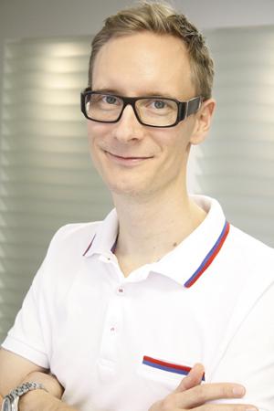Dr Rickard Taube